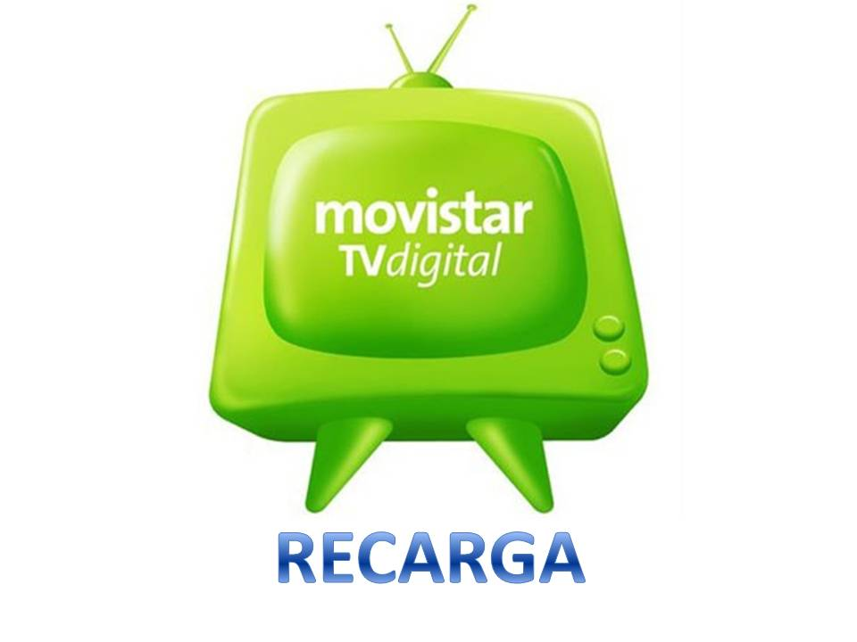 Recarga Movistar TV