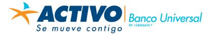 Banco Activo Logo