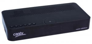 Decodificador CANTV SATELITAL HUAWEI Modelo DS363