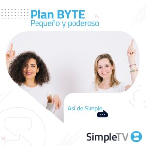 Simple TV Plan BYTE