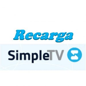 Recarga Simple TV