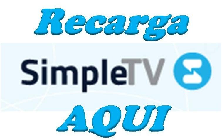 Simple TV Recargar